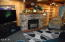 4747 Salmon River Hwy, Otis, OR 97368 - Gas Fireplace