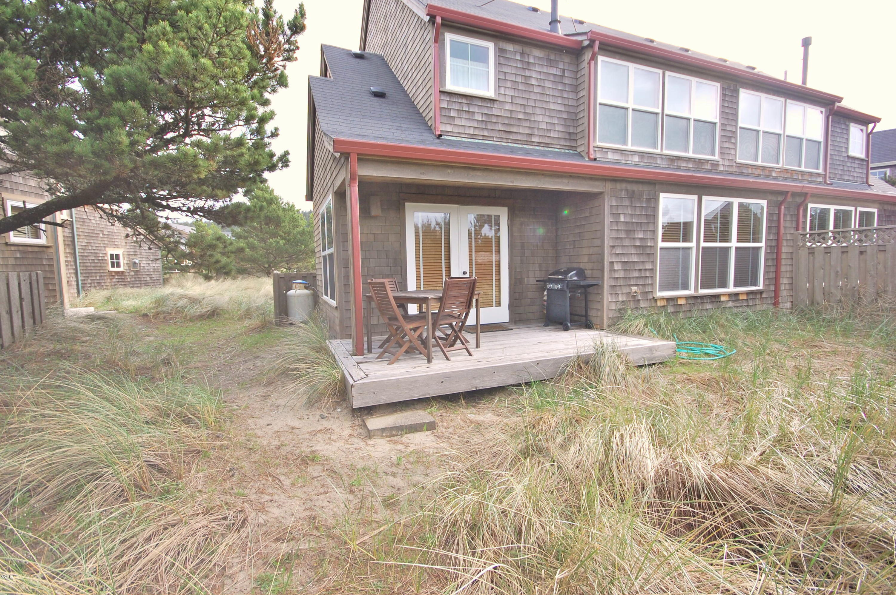 5970 Summerhouse Lane, Share G, Pacific City, OR 97135 - Back Exterior