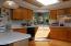 5856 NW Fox Creek Way, Seal Rock, OR 97376 - Kitchen