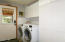 5856 NW Fox Creek Way, Seal Rock, OR 97376 - Utility/Mud Room