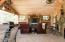5856 NW Fox Creek Way, Seal Rock, OR 97376 - Enclosed Patio