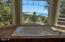 150 NE 56th St, Newport, OR 97365 - Soaking tub and view