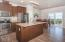 4119 SE Keel Way, Lincoln City, OR 97367 - Easy flow kitchen