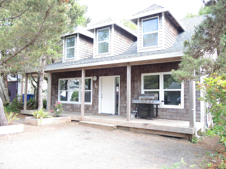 30 Sijota Or, Gleneden Beach, OR 97388 - front