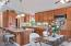 1253 NE East Lagoon Drive, Lincoln City, OR 97367 - Kitchen / Dining