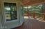 150 NE 56th St, Newport, OR 97365 - Front porch