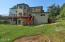 150 NE 56th St, Newport, OR 97365 - Home and side dog run