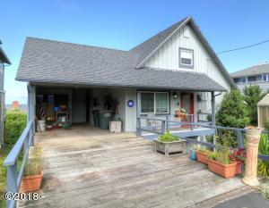 1124 SW Mark St., Newport, OR 97365 - Exterior
