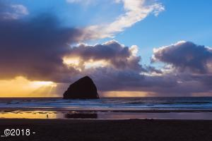 33000 Cape Kiwanda Dr Unit 4 Wk 28, Pacific City, OR 97135 - Haystack Rock