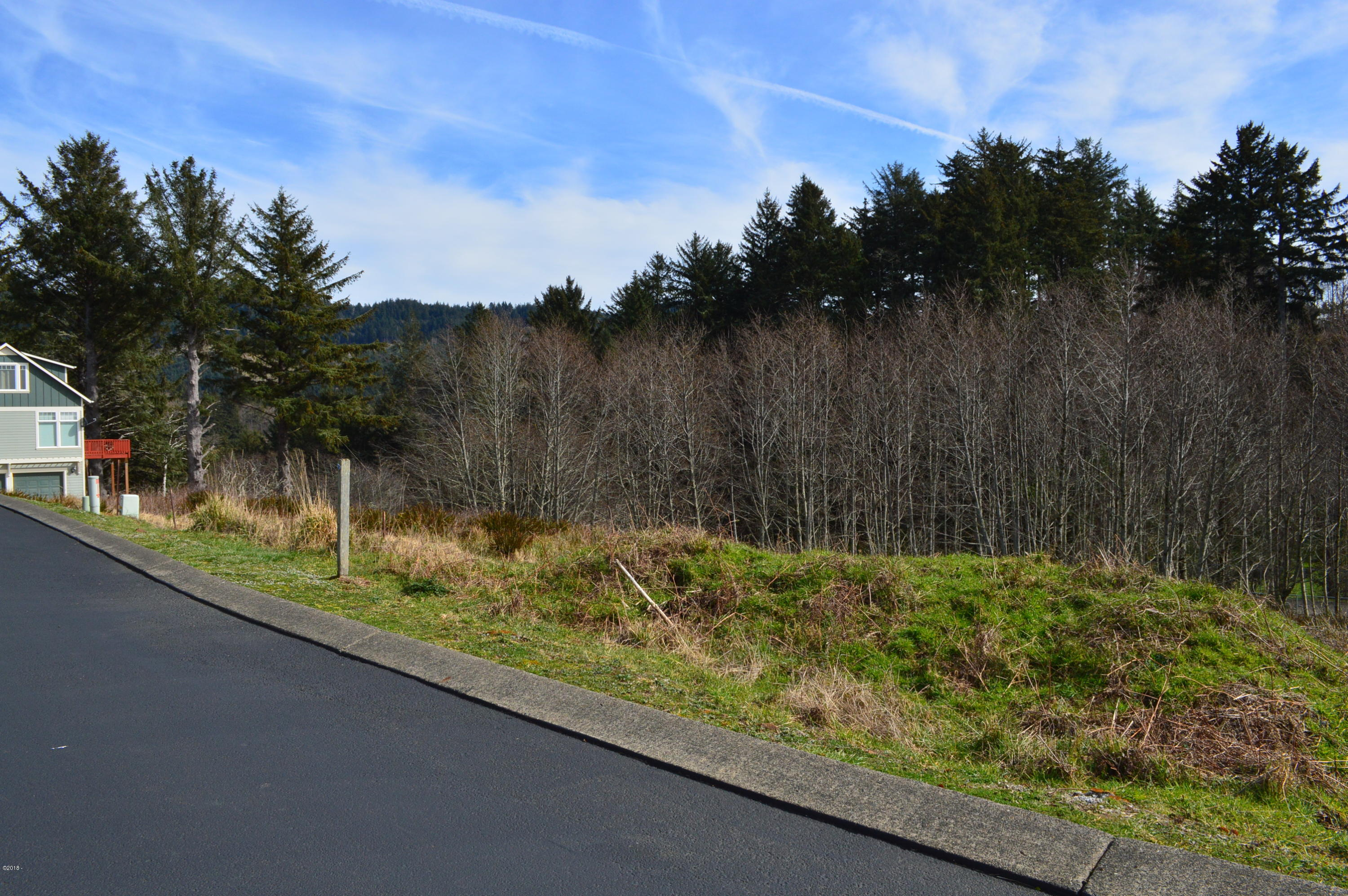 LOT 31 Sahhali Shores, Neskowin, OR 97149 - Lot from Street