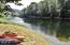 11182 E Steelhead Pl, Tidewater, OR 97390 - Kayak from your yard!