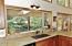 11182 E Steelhead Pl, Tidewater, OR 97390 - River View Kitchen!