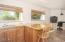 255 N Hays Rd, Waldport, OR 97394 - Downstairs wet Bar Food Prep area