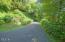 771 Radar Rd, Yachats, OR 97498 - Private Driveway