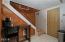 170 Laurel St., Gleneden Beach, OR 97388 - Back Door and Stairs