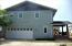 121 NW 73rd Ct, Newport, OR 97365 - East Side View