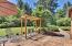 1754 Old River Rd NE, Siletz, OR 97380 - Front yard Trellis