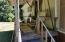 237 E Buck Creek Rd, Tidewater, OR 97390 - Swing on front porch