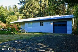 260 SE 97th Ct, South Beach, OR 97366 - Front of the house.