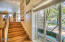 105 NW Wade Way, Newport, OR 97365 - Oak Hardwood Wide Staircase