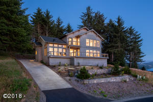 7770 Brooten Mountain Loop, Pacific City, OR 97135 - Exterior Front
