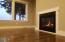 4125 SE Lee Ave, Lincoln City, OR 97367 - Fireplace