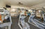 6105 Beachcomber Lane, Pacific City, OR 97135 - state of the art fitness room