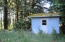 5338 NE Port Ln, Lincoln City, OR 97367 - Garden Shed in Treed Setting