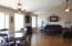 5047 NE Voyage Ave, Lincoln City, OR 97367 - Dining and Living Room