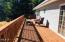 494 Elk City Rd, Toledo, OR 97391 - Back Deck