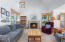5880 Barefoot Ln, Pacific City, OR 97135 - Living Area