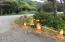 8700 (BLK) N Coast Hwy, Newport, OR 97365 - Address posts & fire hydrant