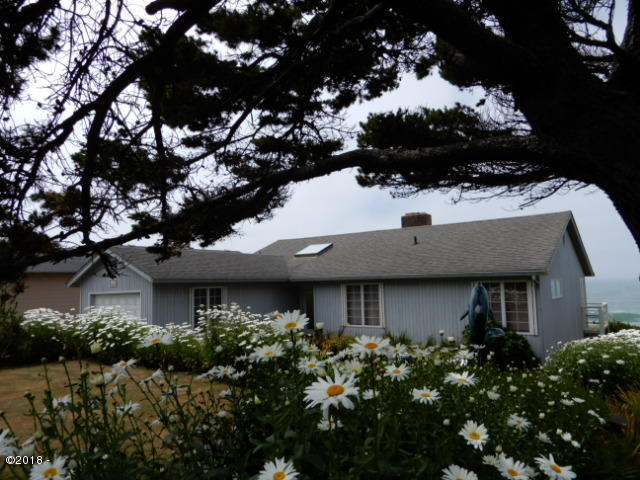 3625 Lincoln Ave, Depoe Bay, OR 97341 - Front