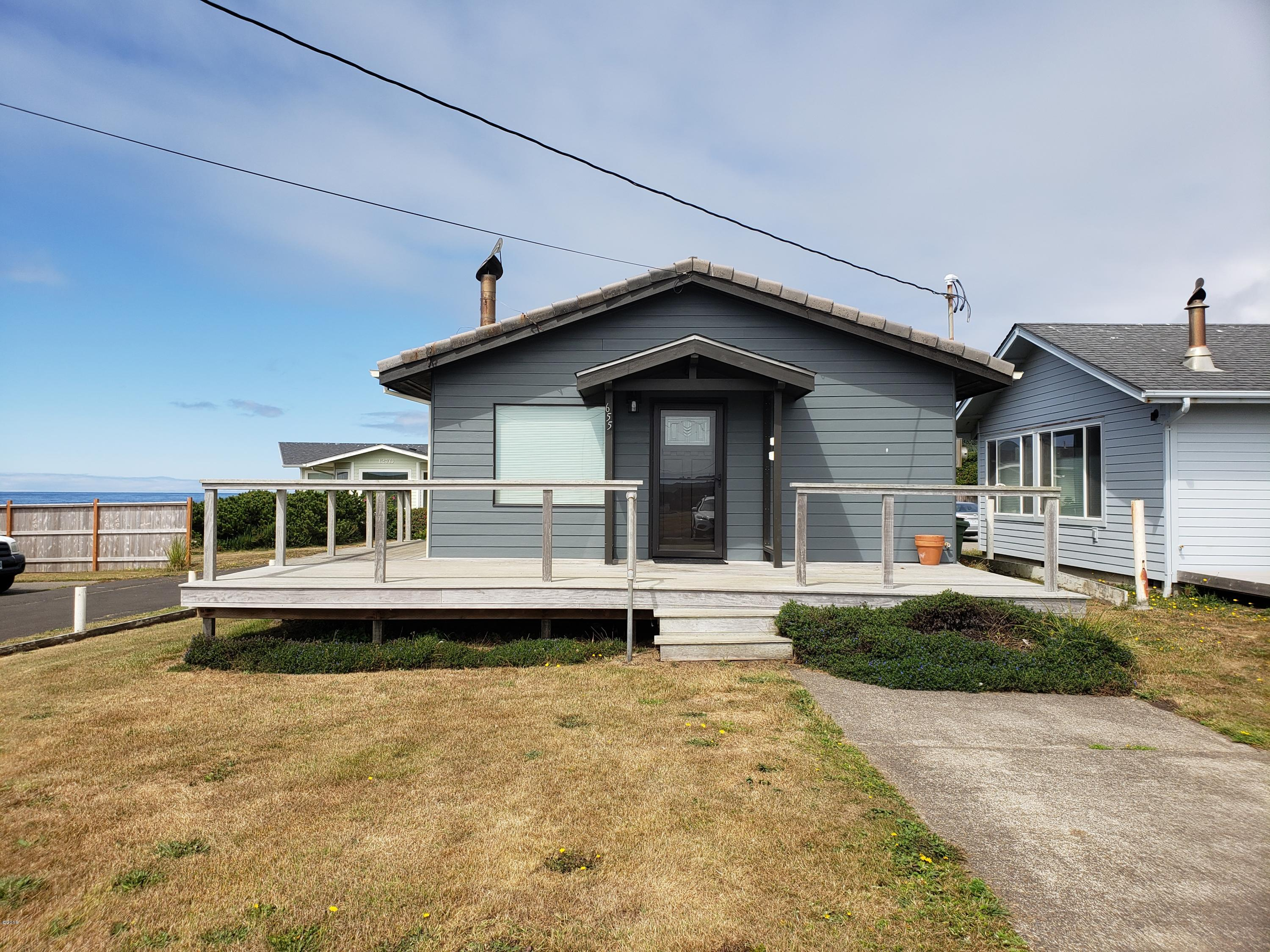 655 W Marine Drive, Yachats, OR 97498 - Cottage by the Sea