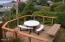 1270 SE Shermer Ct, Newport, OR 97365 - Lower deck