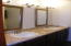 1270 SE Shermer Ct, Newport, OR 97365 - Main bath