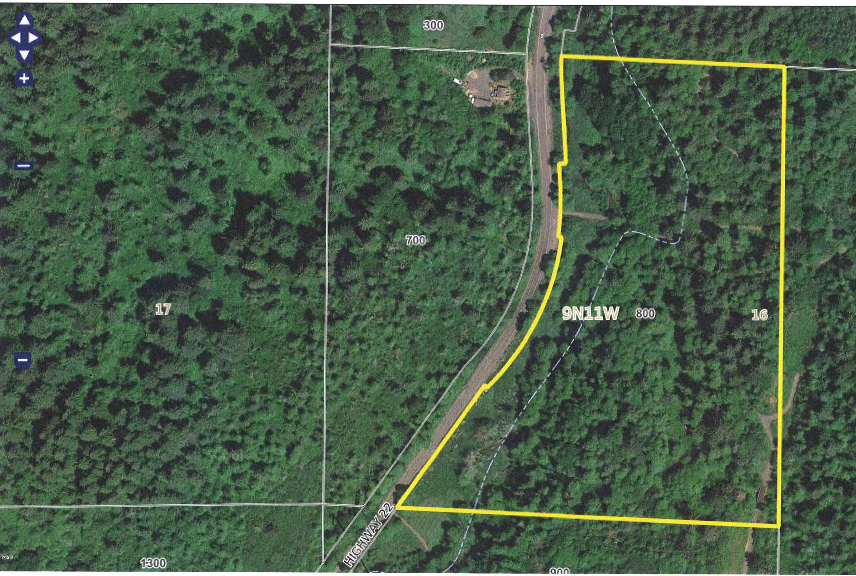 TM 5s09000000800, Hebo, OR 97122 - Tillamook County GIS Map Aerial