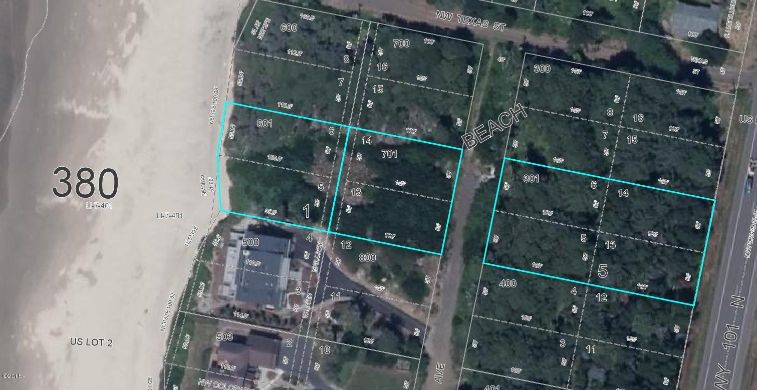 T/L 601 Nw Stone Ave., Yachats, OR 97394 - Map
