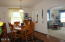 3802 Summit Ridge Cir, Depoe Bay, OR 97341 - Dining Open to Living Room
