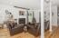 1860 NE Surf Ave, Lincoln City, OR 97367 - Living Room