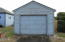 2407 3rd St, Tillamook, OR 97141 - Detached garage