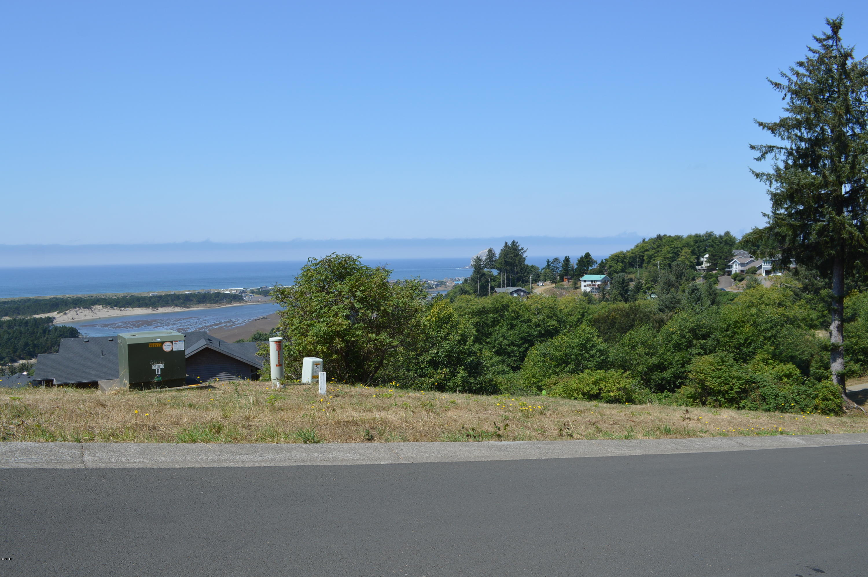 LOT 14 Pacific Seawatch, Pacific City, OR 97135 - Lot from Street