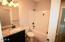 5293 Ne Wave Lane, Lincoln City, OR 97367 - Guest Bath
