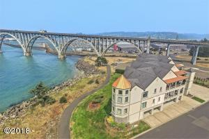 144 SW 26th St, 8, Newport, OR 97365 - Aerial