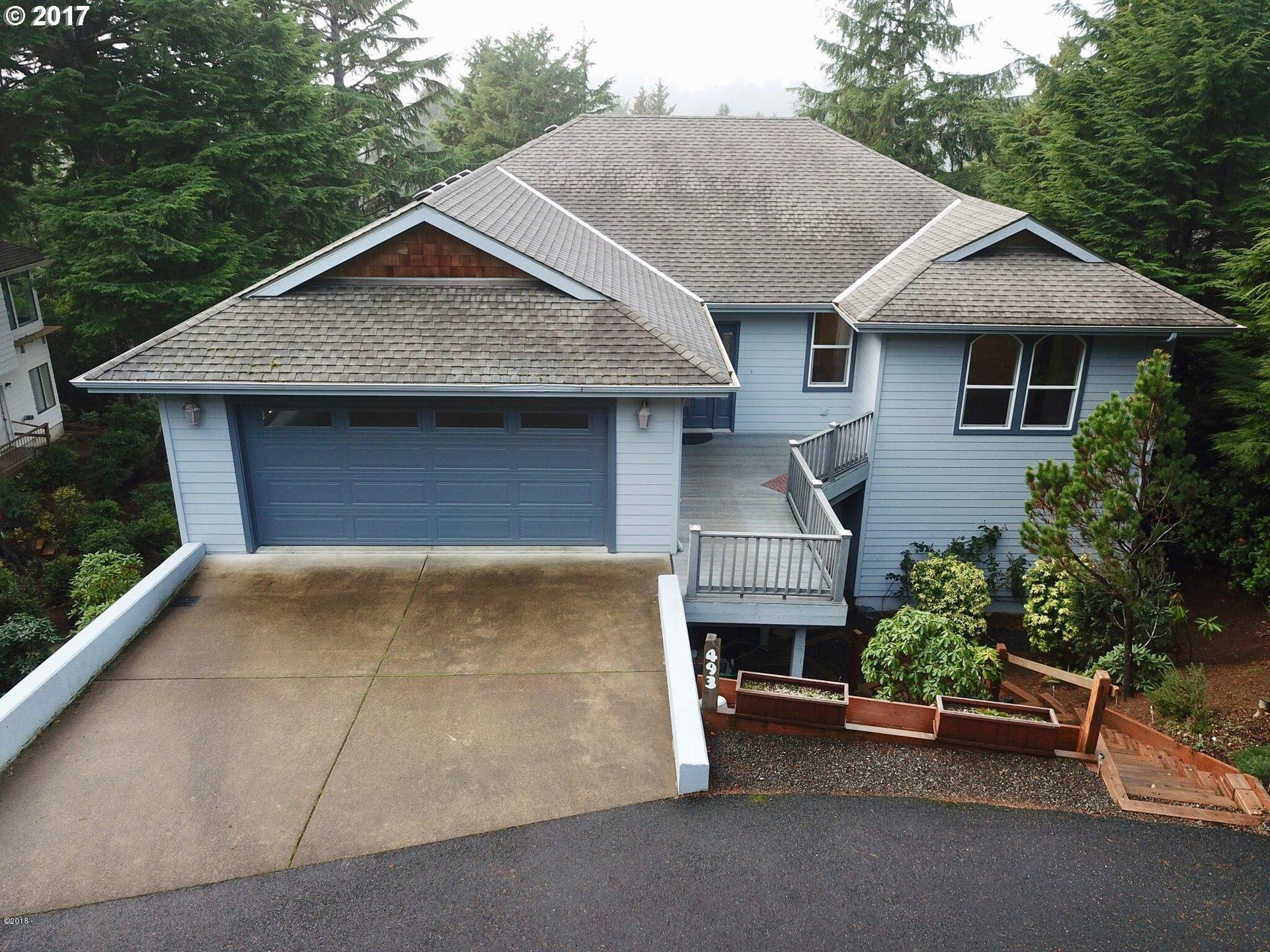 493 Spruce Burl, Lincoln City, OR 97367