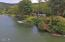 8040 S Siletz River Dr, Lincoln City, OR 97367 - View Down River