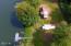 8040 S Siletz River Dr, Lincoln City, OR 97367 - Birds Eye View