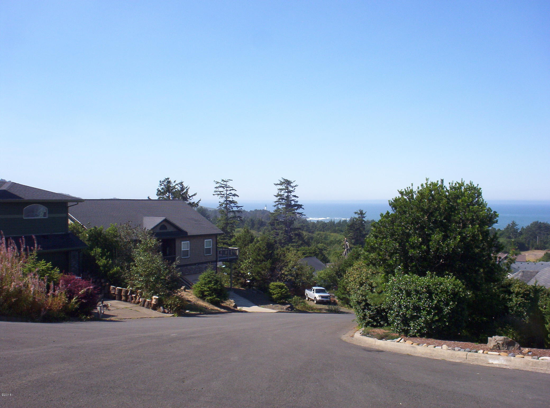 LOT 18 NE 71st Place, Newport, OR 97365 - Ocean and Lighthouse View