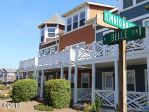375 Kinnikinnick Way, Depoe Bay, OR 97341 - Front row center oceanview townhouse