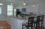 375 Kinnikinnick Way, Depoe Bay, OR 97341 - Kitchen breakfast bar